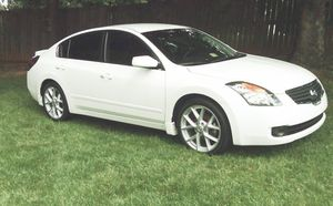 WITHOUT RUST NISSAN ALTIMA 2007 WHITE COLOUR for Sale in Seattle, WA