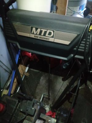 MTD snow blower for Sale in Charleroi, PA