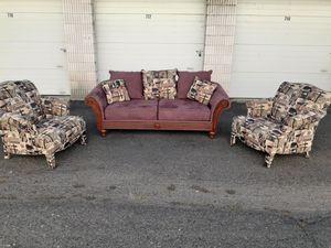 Living room set Juego de Sala for Sale in Pasco, WA