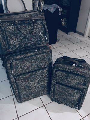 Luggage set for Sale in Houston, TX