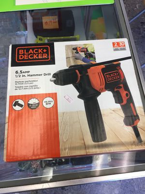 6.5 AMP 1/2 in. Hammer Drill for Sale in Washington, DC