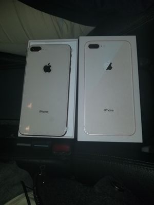iPhone 8 plus rose gold ATT unlocked with 256 gig for sale or trade or I can trade for xs max plus cash pr note 9 for Sale in Cherry Hill, NJ