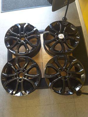 "Mercedes C300 2015 - 2017 Gloss Black 17"" Factory OEM Wheel Rim 85367 A2054010200 for Sale in Hempstead, NY"