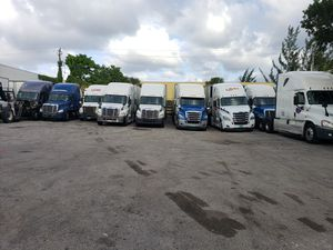 Cascadia trucks and parts for sale for Sale in Opa-locka, FL