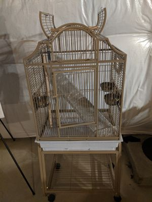 Bird cage. Never used for Sale in North Ridgeville, OH