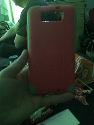 Otterbox for the bigger androidmaxx for Sale in Boon, MI