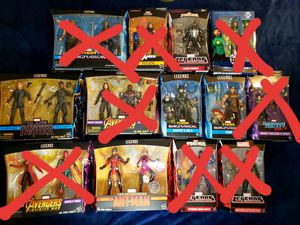 MARVEL LEGENDS AND DC MULTIVERSE for Sale in Canoga Park, CA