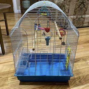 BIRD CAGE FULL SET for Sale in Elizabeth, NJ