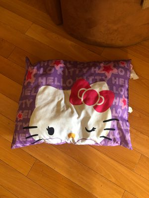 Hello kitty pillow for Sale in Philadelphia, PA