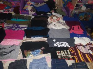 Lots of clothes for Sale in Moreno Valley, CA