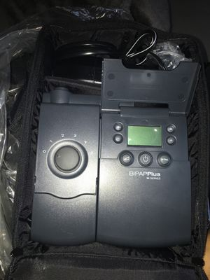 Respironics BiPAP (CPAP) Machine With Humidifier for Sale in Deltona, FL