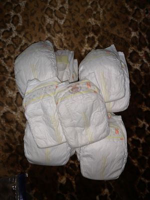 Members mark newborn diapers 22 ct. for Sale in Riverside, CA