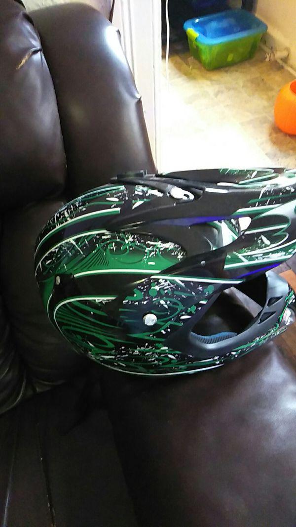 Dirt bike helmet dirt bike tools and weight 30lb nd 50lb