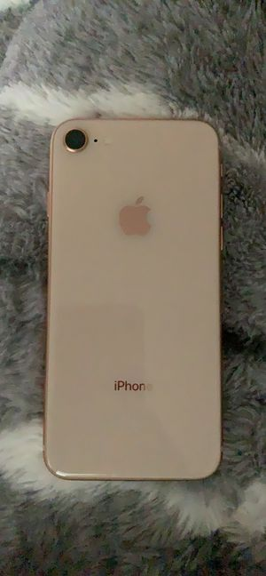 Apple iPhone 8, unlocked, 64GB - Gold for Sale in Houston, TX