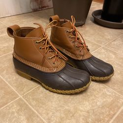 L.L. Bean Duck Boots W9.5 - Barely Worn for Sale in Portland,  OR