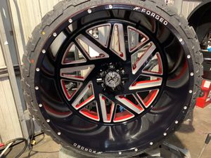 "26"" Brand new Xf Forged *Rims Only* for Sale in Winter Haven, FL"