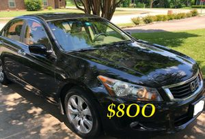 🍁🔥$8OO URGENT I sell my family car 2OO9 Honda Accord Sedan V6 EX-L 𝓹𝓸𝔀𝓮𝓻 𝓢𝓽𝓪𝓻𝓽 Runs and drives very smooth🍁🔥 for Sale in New York, NY