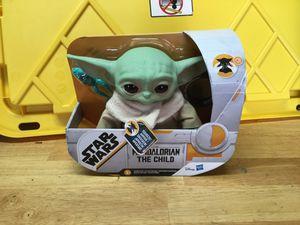 Star Wars Mandalorian the child for Sale in Chula Vista, CA