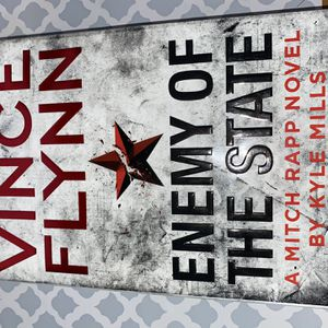 Enemy Of The State by Vince Flynn for Sale in West Palm Beach, FL