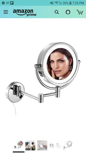 Mounted Light Mirror for Sale in Temple, GA