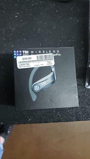 TBI WIRELESS HEADPHONES for Sale in Aurora, CO