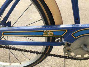 AMF Roadmaster Vintage Batman bicycle for Sale in Morgantown, WV