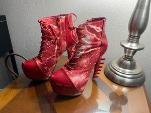 Platform heels - size 7 for Sale in San Diego, CA