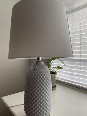 Like new lamp for Sale in Denver, CO