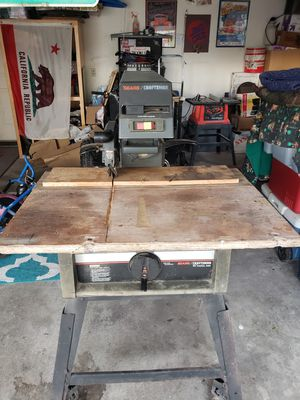 Radial arm saw for Sale in Syracuse, UT