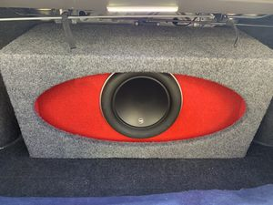 1e68bc7fdc JL Audio W7 sub in HO High Output box for Sale in Virginia Beach