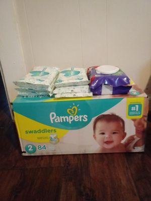 Pampers wipes bundle for Sale in Martinsburg, WV