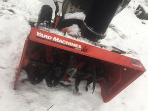 22 inch runs new starts one pull ready to go for Sale in Erie, PA