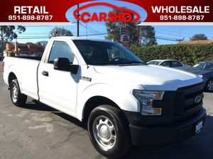 2016 Ford F-150 for Sale in Corona, CA