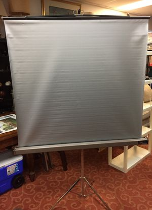 Portable Projector Screen for Sale in Maple Grove, MN