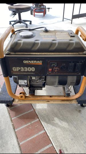 Generac portable generator for Sale in Moreno Valley, CA