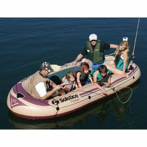 Summer inflatable boat for Sale in Burbank, CA