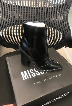 Trendy Black Booties for Sale in New York, NY