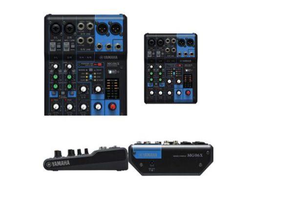 JBL Subwoofer, Speaker and Mixer