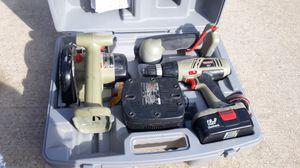 Craftsman 75th Anniversary Drill/Saw set. for Sale in Aubrey, TX