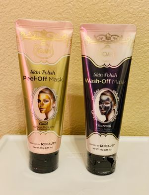 Joah Skin Polish Wash Off / Peel Off Mask for Sale in Houston, TX