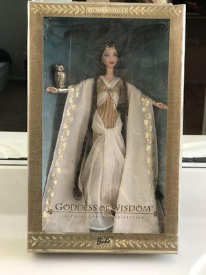 Goddess of wisdom Barbie for Sale in Gilbert, AZ