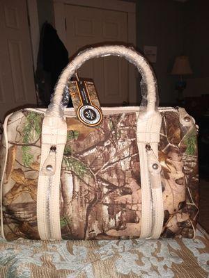 Brand New camo handbag for Sale in Portland, OR