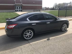 2009 Nissan Maxima for Sale in Sterling, KS