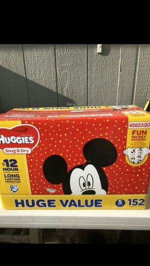 Huggies Diapers for Sale in Kent, WA