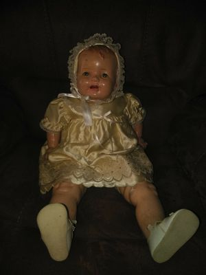 Antique Composite Baby Doll for Sale in Lapeer, MI