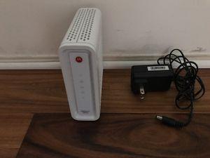 Motorola Surfboard Modem for Comcast Xfinity for Sale in Houston, TX
