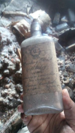 1935 century club whiskey bottle Antique Collectors item for Sale in Columbus, OH