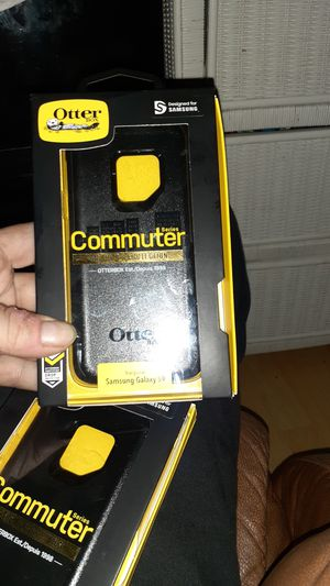 OTTER BOX COMMUTER FOR GALAXY S9 for Sale in Santa Ana, CA
