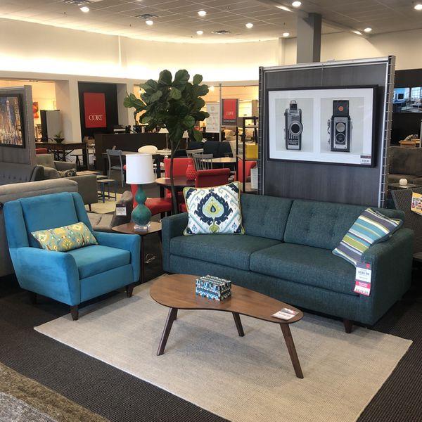 Darby Sofa & Brooklyn Chair
