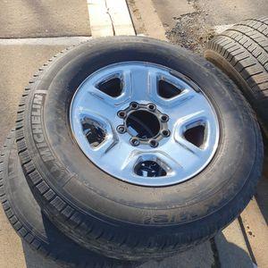 wheels, Chevy Silverado for Sale in Manassas, VA